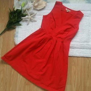 BB DAKOTA Beautiful Red Dress